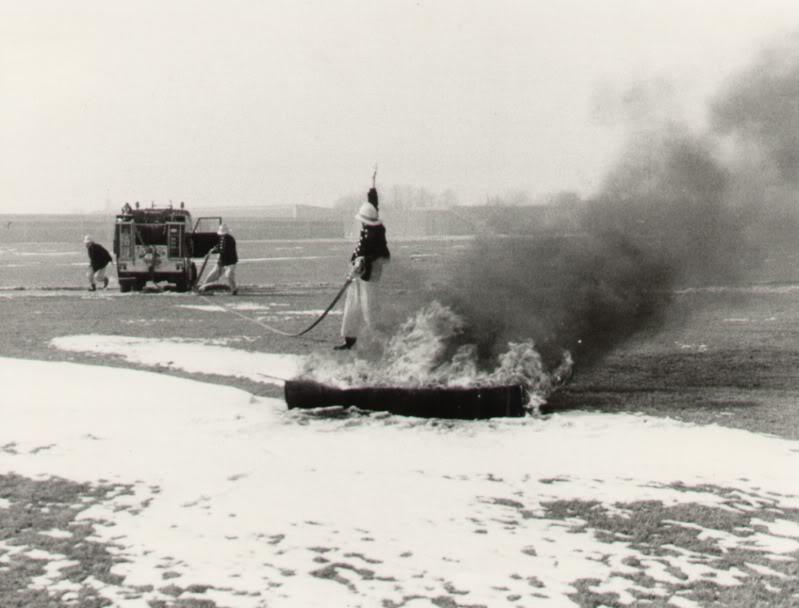 Opening ceremony Hildesheim Airfield Fire Station Torfek Bks 12