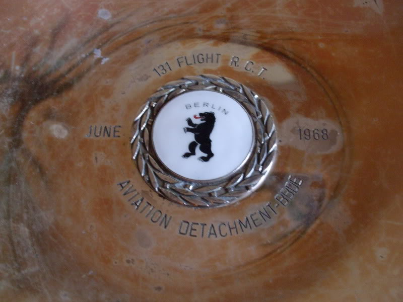 131 Flight RCT Berlin 1968