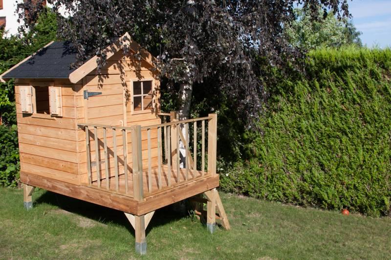 Cabane de jardin ... pour enfants _MG_2535