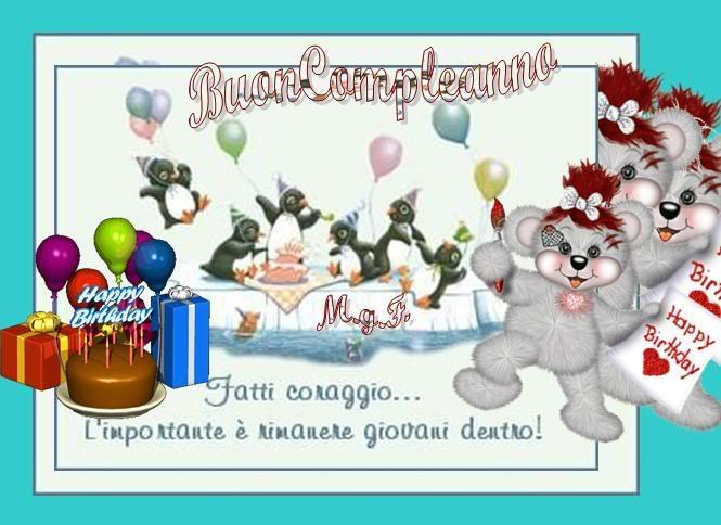 Buon Compleanno!!!! Gibon BuonCompleanno
