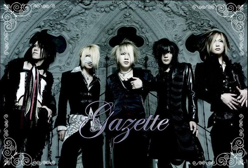 The Gazette *_* Gazette