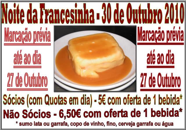 Convite - Noite da Francesinha no GM Madalena Motos - 30 de Outubro 2010 NoiteFrancesinha_30102010