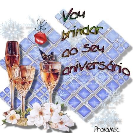 Parabéns gázeiras Aniversario57