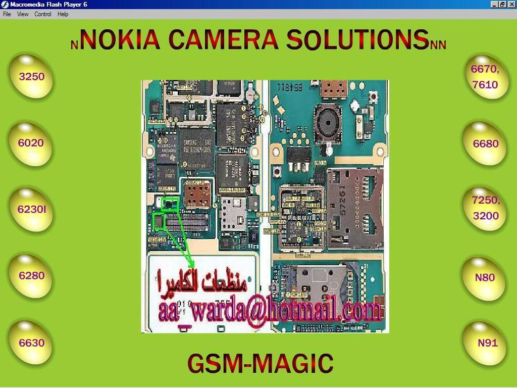 All in One Hardware SOlution Here!!! Nokiacamerasloutionswl8