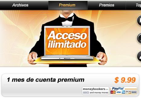 Cuenta Premium Megaupload 01-1