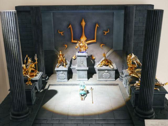 Miren que dioramas de Saint Seiya! Diorama2