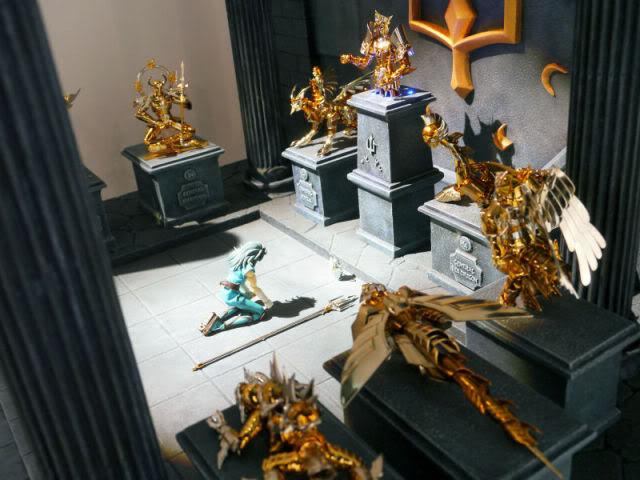 Miren que dioramas de Saint Seiya! Diorama3