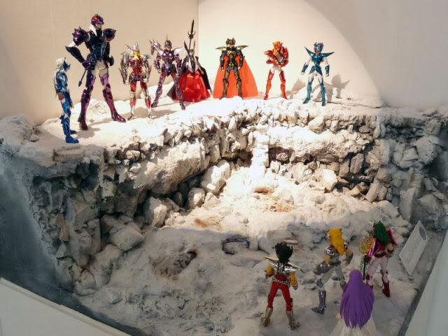 Miren que dioramas de Saint Seiya! Diorama4