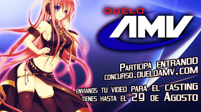 Duelo AMV - Concurso Banner-2