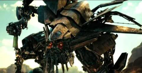 Transformers: Revenge of the Fallen - Official Trailers Q1