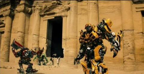 Transformers: Revenge of the Fallen - Official Trailers Q3
