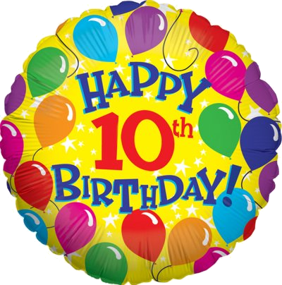 *** PAGEANT MANIA'S 10TH BIRTHDAY!!! *** Happy10th