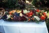 Wedding Reception of Islandbabe & Malion Scott Food_service3