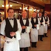 Wedding Reception of Islandbabe & Malion Scott Waiters