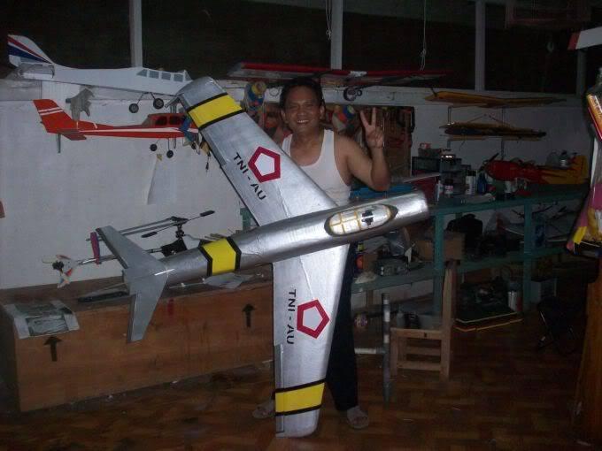 giant Sabre: First Maiden in Pangkalan Kerinci Sabre18