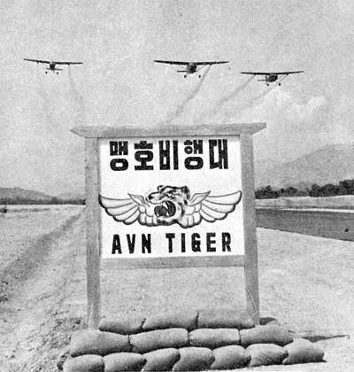 FIcha Técnica: División Tiger (corea del sur) TigerAviationGroup
