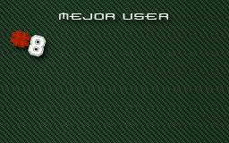 || Mejor User #12 || UserEIAN