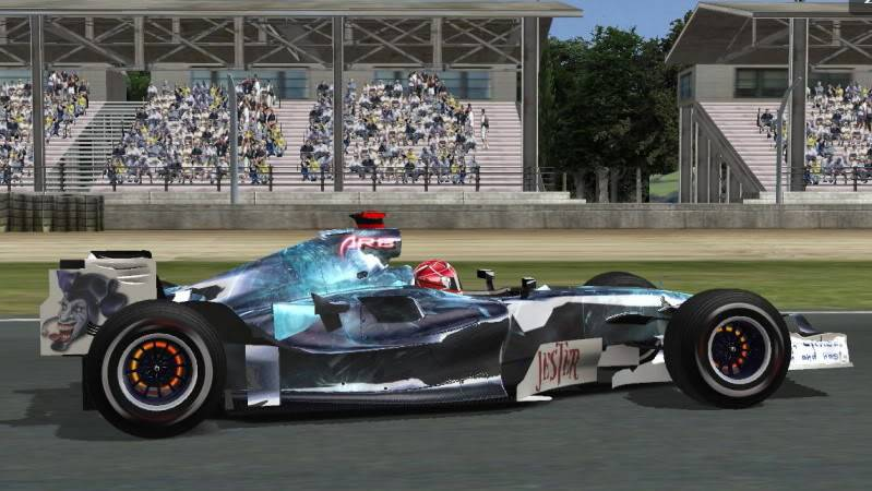 Arc's gallery of F1 cars Jester