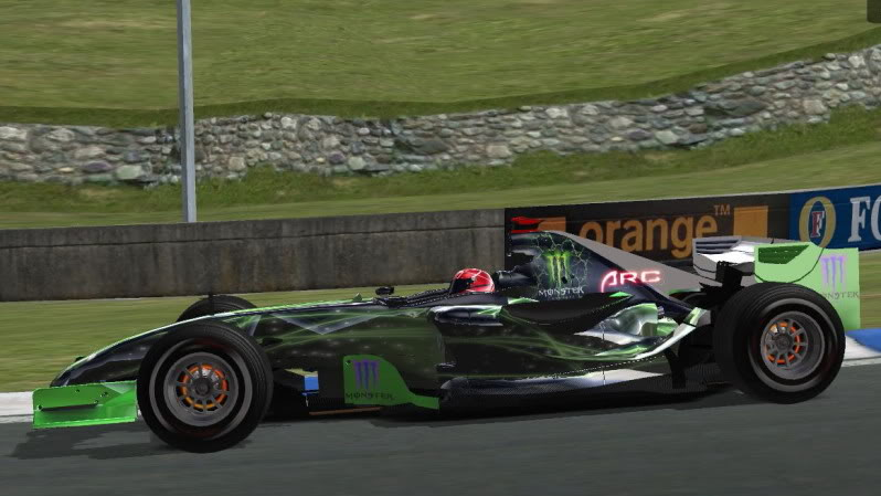 Arc's gallery of F1 cars Monsterwilliams