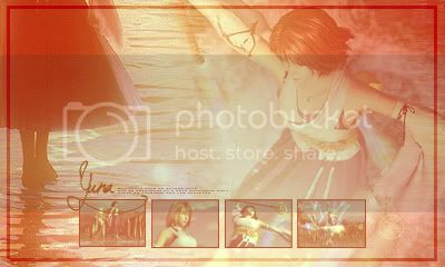 M_T's Graphics Yuna