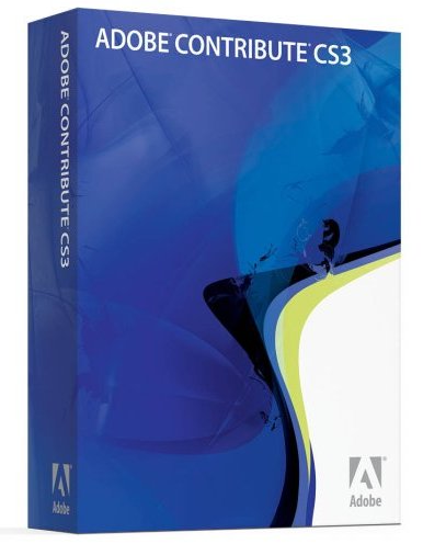 Adobe CS3 Products Contribute