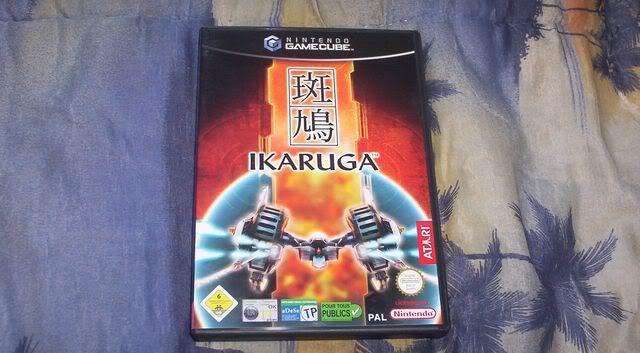 Finale - 10 jeux complets Nintendo - Page 2 Ikaruga_gc