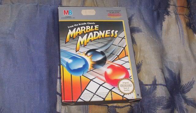 Finale - 10 jeux complets Nintendo - Page 2 Marble_nes