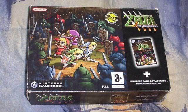 Finale - 10 jeux complets Nintendo - Page 2 Zelda4swords_gc