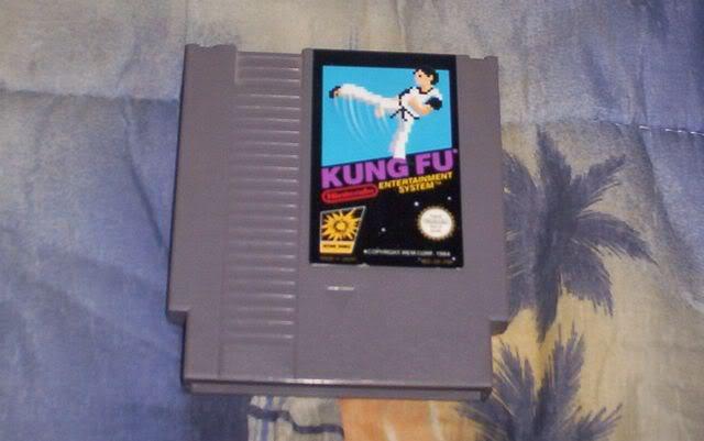 Finale - Vos 5 jeux préférés Kungfu_nes
