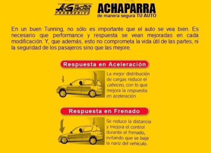 Resortes AG Kit Para bajar tu Peugeot o Cualquir otro Carro. Resortes1