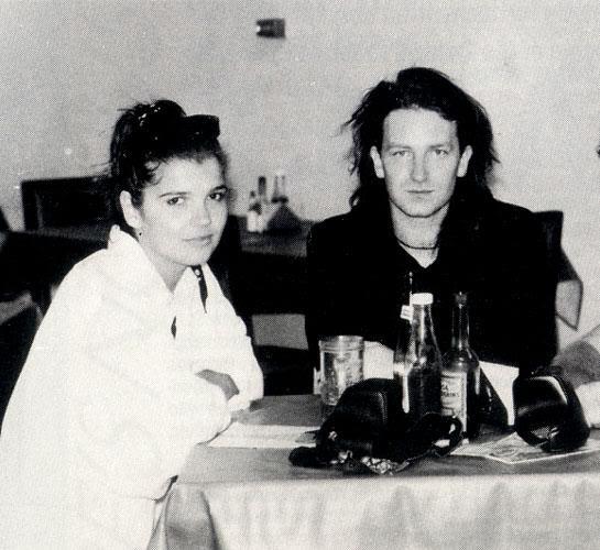 Bono e sua Família IREbono18