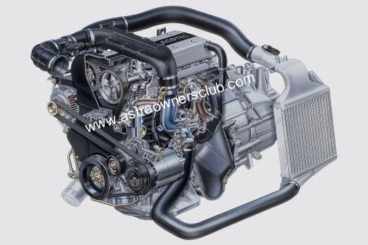 Opel Z20LET  2000turbo6