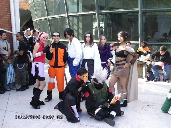 MIS COSPLAYS ShinOsecon-TeamNarutoxDU-1