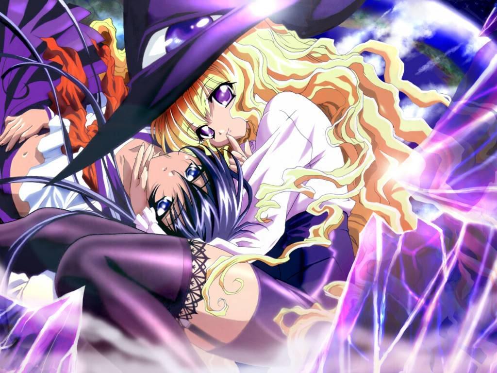 WALLPAPER Yami to Boushi to Hon no Tabibito Minitokyo_Anime_Wallpapers_Yami_to_