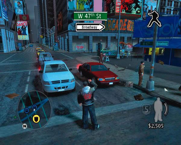 True Crime: New York City (PC)(FULL-MU) Bild3