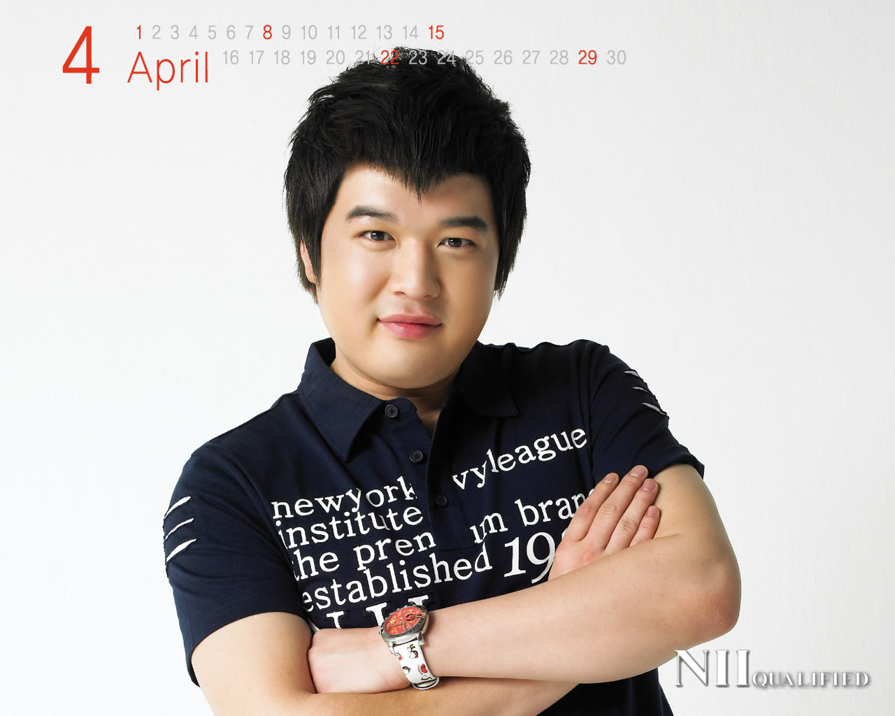SUPER JUNIOR_ KOREAN EXTREMELY HANDSOME GROUP ^0^ NIIApril-Shindong