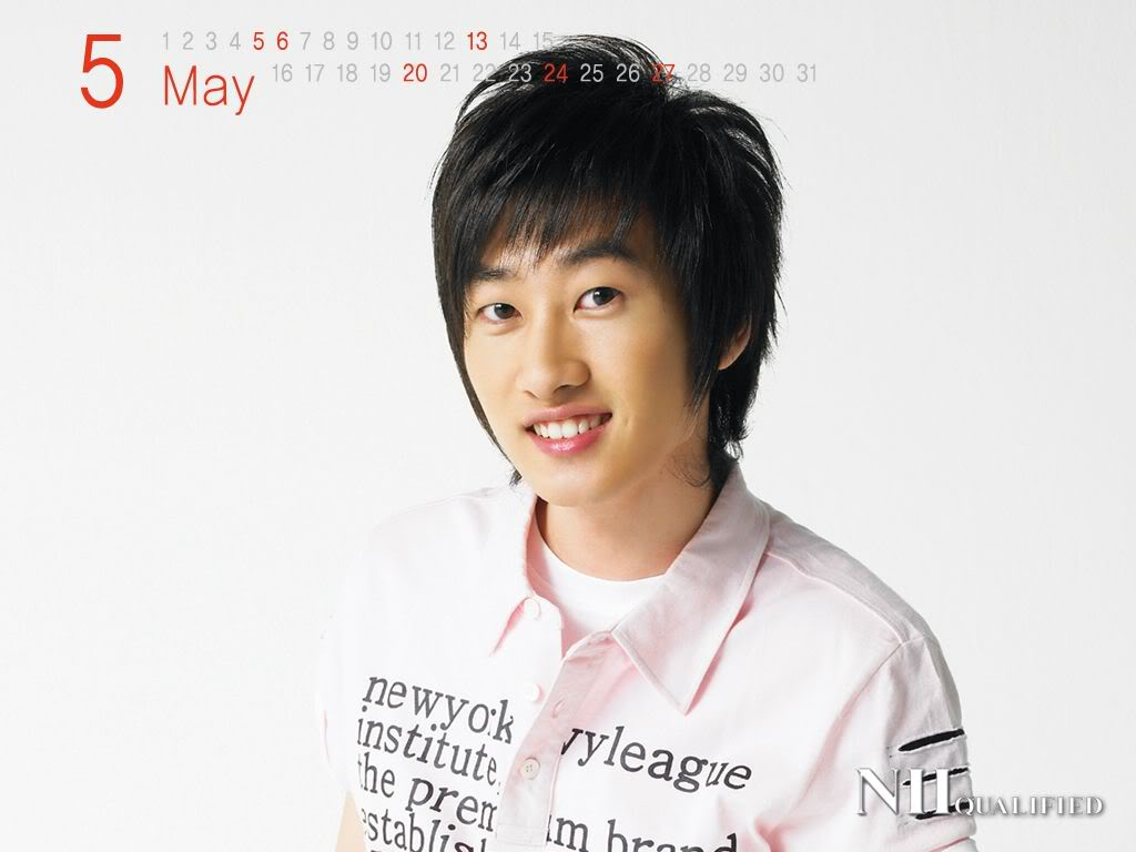 SUPER JUNIOR_ KOREAN EXTREMELY HANDSOME GROUP ^0^ NIIMay-EunHyuk