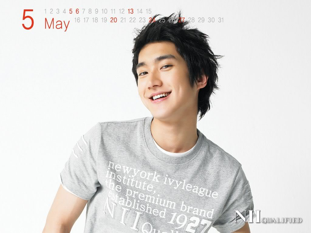 SUPER JUNIOR_ KOREAN EXTREMELY HANDSOME GROUP ^0^ NIIMay-SiWon