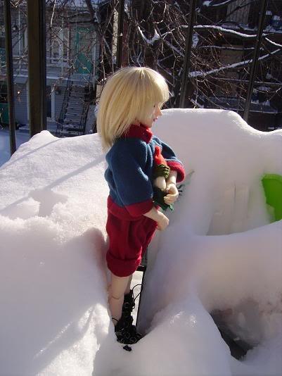 Pour ceux et celles qui s'ennuient de la neige.P.3 - Page 4 Neige4