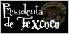 Presidenta de Texcoco