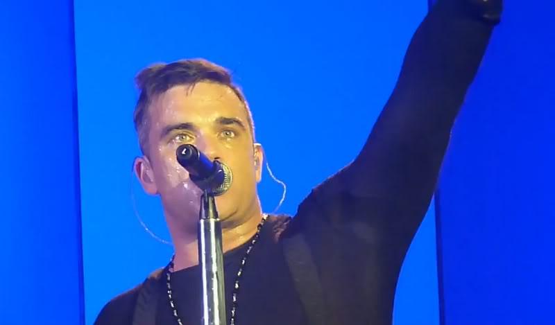 Concert à Dublin, 14/09/2012 Ber