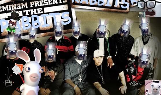 The Rabbits! - 56k warning Eminempresentstherabbits