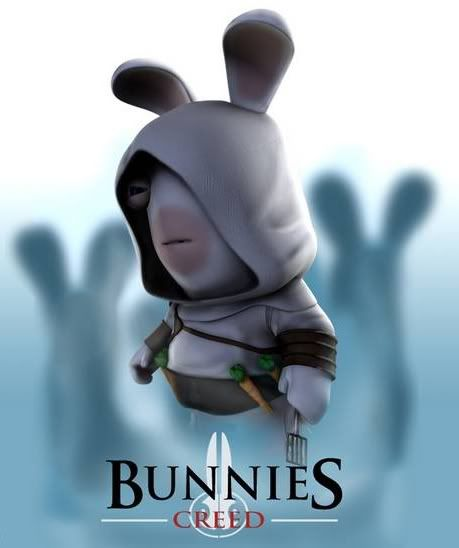 ASSASSINS CREED Bunniescreed