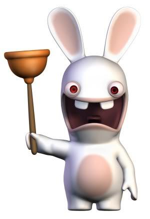The Rabbits! - 56k warning Rabbit