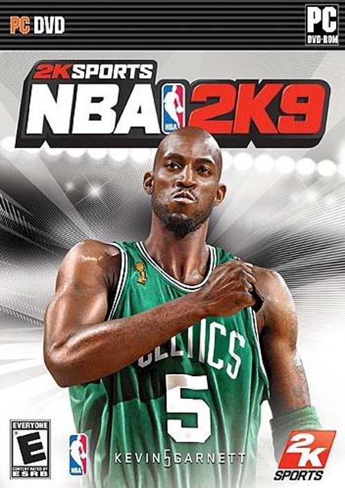 NBA 2K9 Full PC Game + Crack 2njj0b8