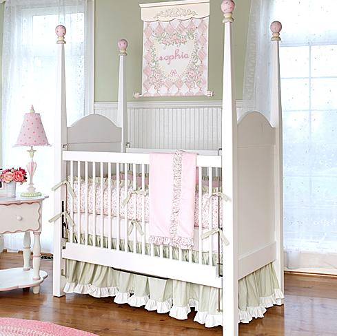 Διακόσμηση Παιδικού Υπνοδωμάτιου Baby-room