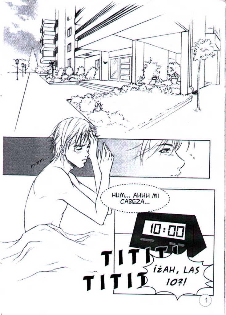 Deja vù (manga yaoi hecho por chilenas) 01