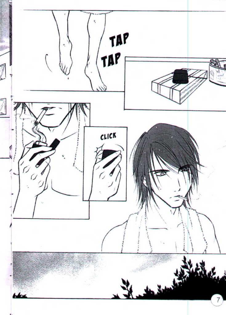 Deja vù (manga yaoi hecho por chilenas) 07