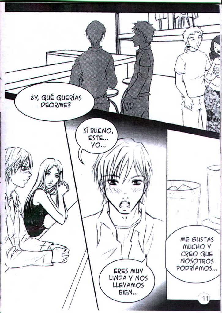 Deja vù (manga yaoi hecho por chilenas) 11