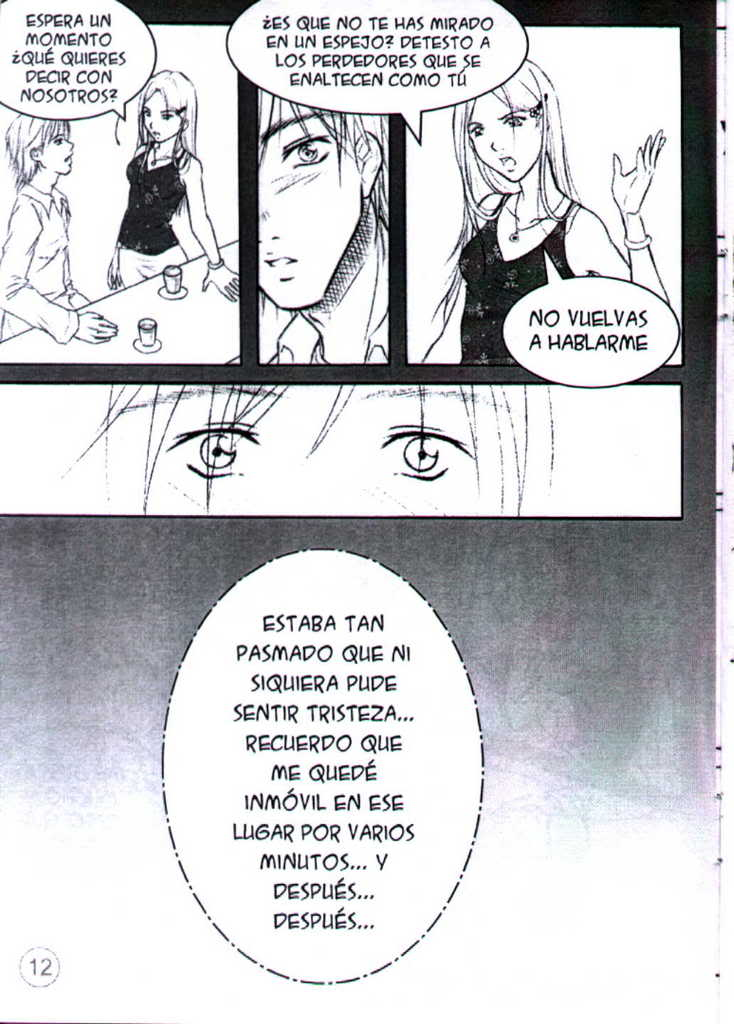 Deja vù (manga yaoi hecho por chilenas) 12